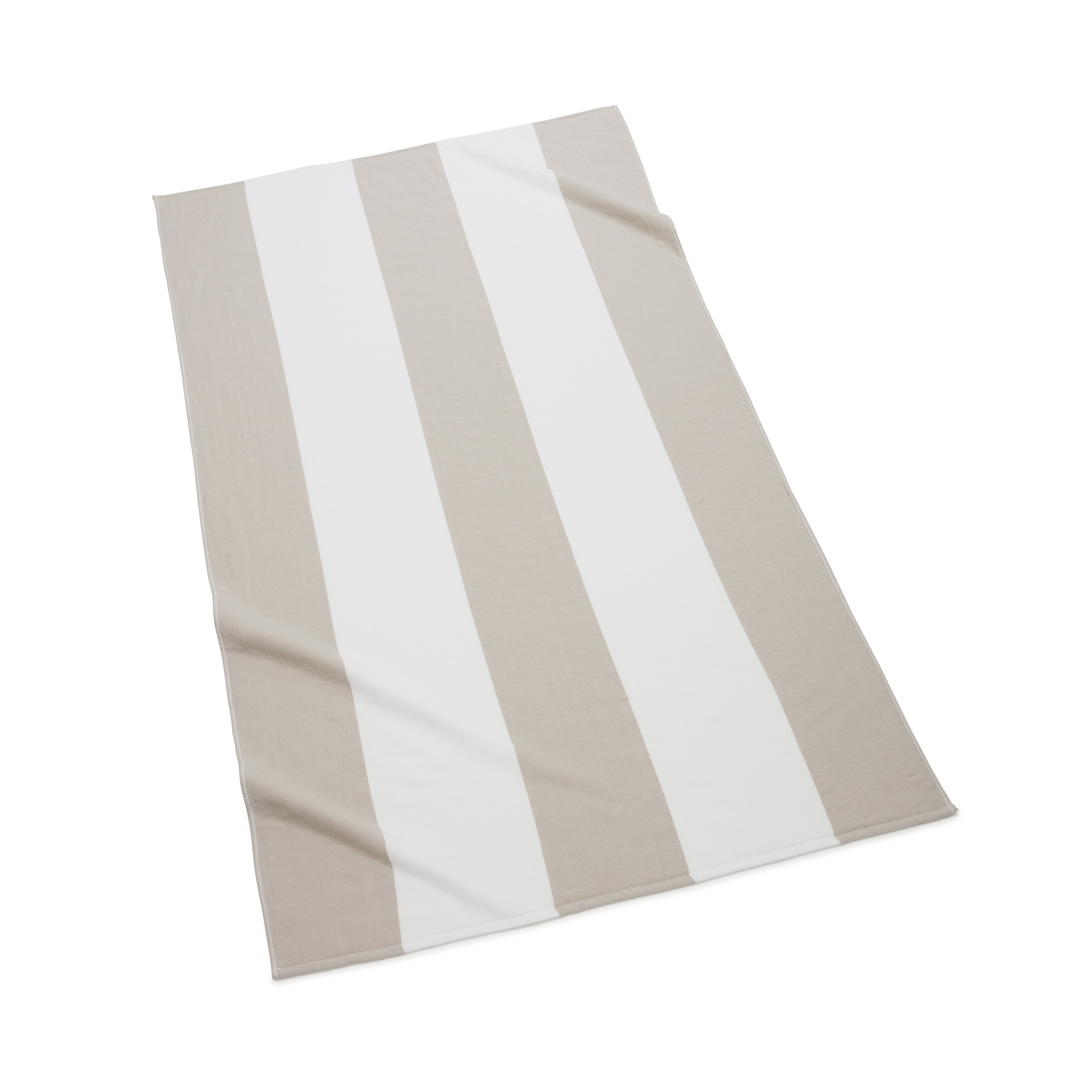 Block Stripe Beach Towel Beach Towel Striped Towels Modern