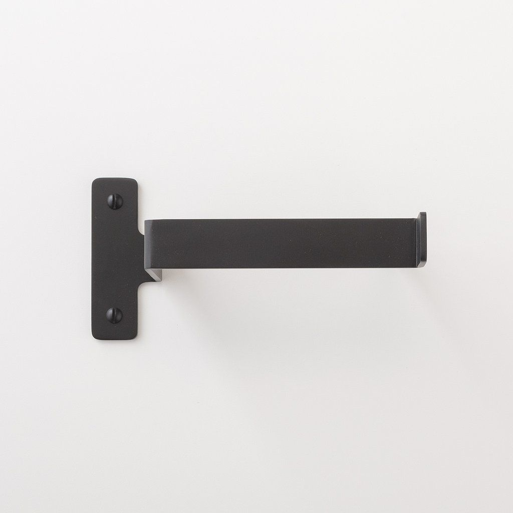 Nicolai Tissue Holder - True Black #schoolhouseelectric