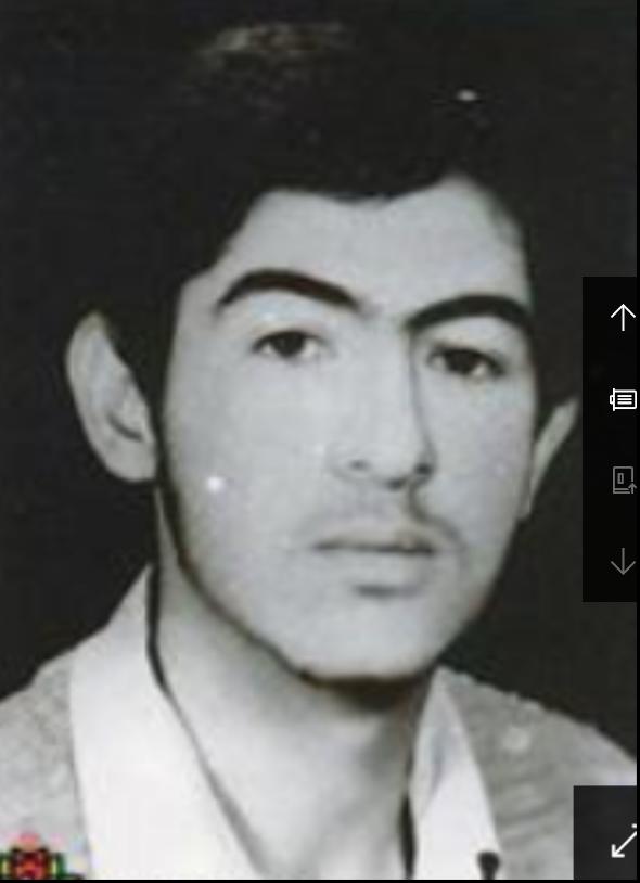 تصاویری خاطره انگیز از شهید محمد ابراهیم منتظری خرقان