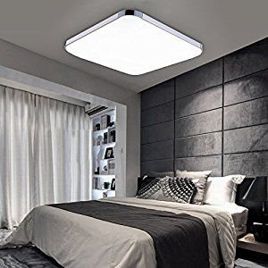 Hengda® 12W LED Deckenleuchte 85V265V 50HZ Deckenlampe