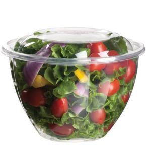 14d20dfa0021 48 oz PLA Salad Bowls with Lids in 2019 | Create Dope Salads | Salad ...
