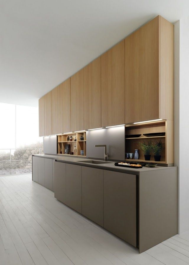 Vintage SieMatic PURE SE R The soft glint of metal the sensitive nuances of matt lacquer colors and woods the delicate mm look of the door fr u