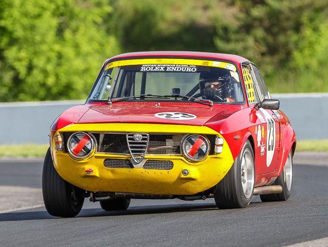 25 Year Race Veteran 1966 Alfa Romeo Giulia Sprint Gt Alfa Romeo Giulia Alfa Romeo New Trucks