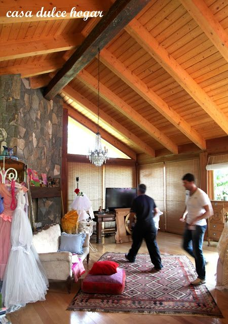 casa dulce hogar: Segunda parte fotos de mi casa para la revista de Decoración CASAS de Publimetro