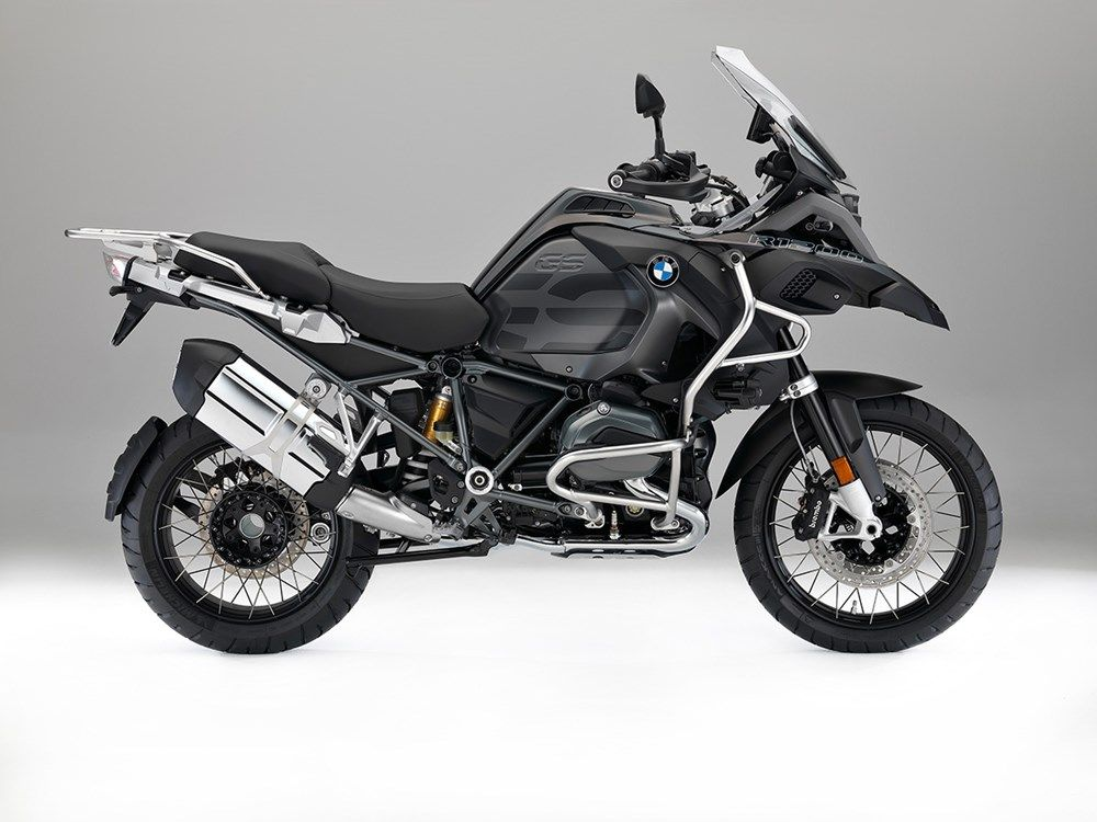 2017 Bmw R1200 Gs Triple Black Edition Photos With Images Bike