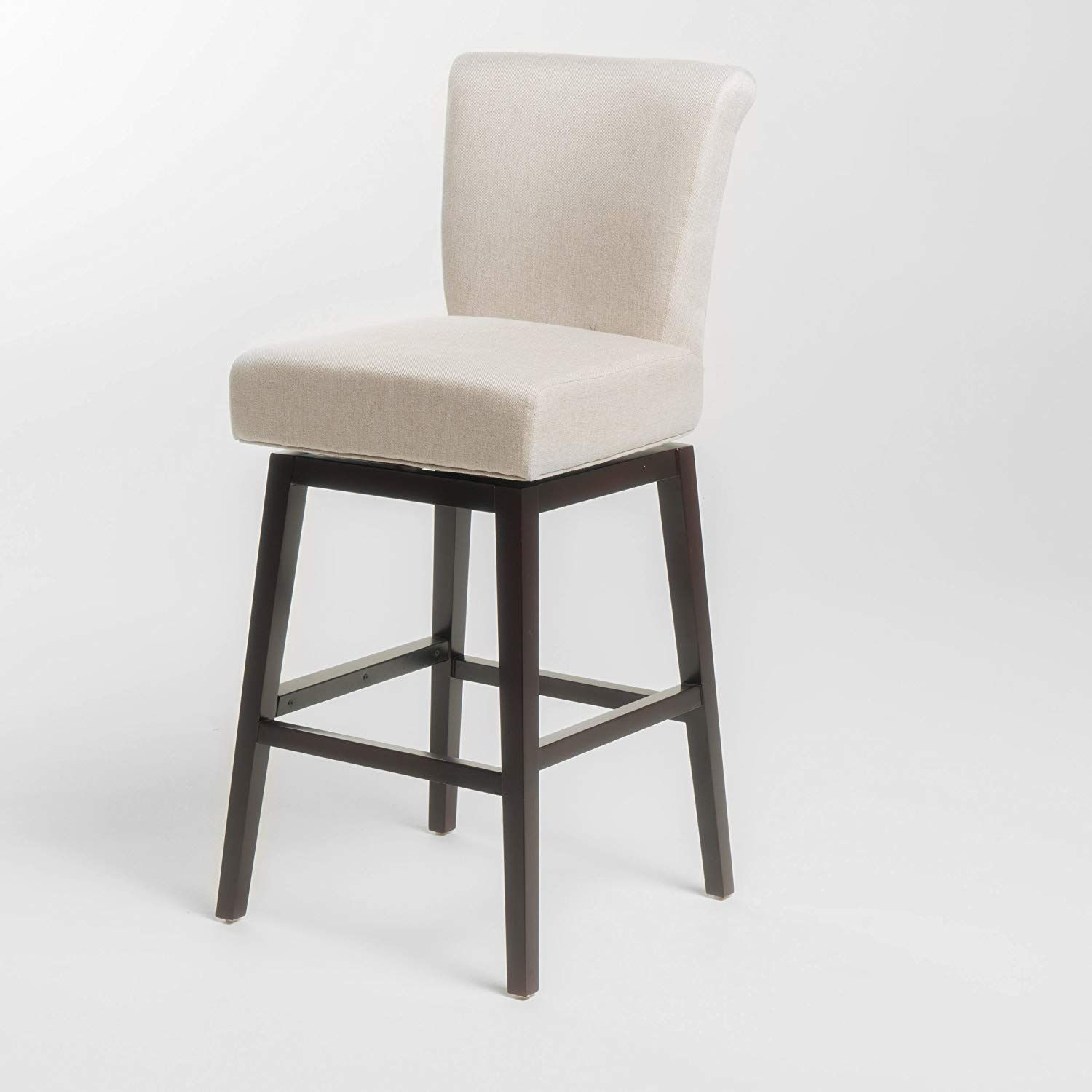 Wondrous Christopher Knight Home 300796 Tracy Fabric Swivel Barstool Caraccident5 Cool Chair Designs And Ideas Caraccident5Info