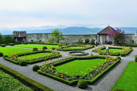 Gartenreisefuhrer Schweiz Garten Gartenpflege Parks