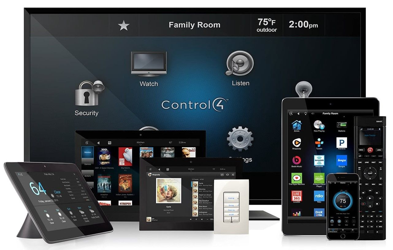 Five Things You Never Knew You Could Do With Control4
