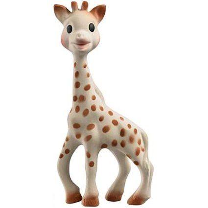 Sophie The Giraffe Original Teether in Blister Pack (White): Amazon.co.uk: Baby
