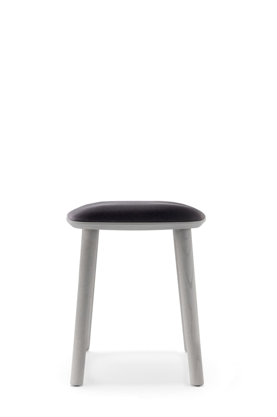 babila low cafe stool with a black vinyl seat order now at