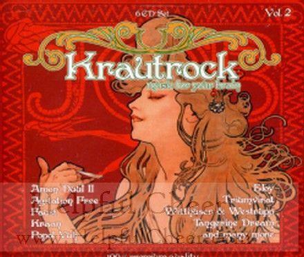 KRAUTROCK-MUSIC FOR YOUR BRAIN - VOL 2-KRAUTROCK-MUSIC FOR YOUR BRAIN - at -