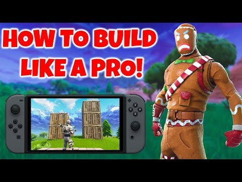 113 How To Build Faster In Fortnite On Nintendo Switch Tips Tricks Youtube Weird Things On Amazon Fortnite Classic Video Games