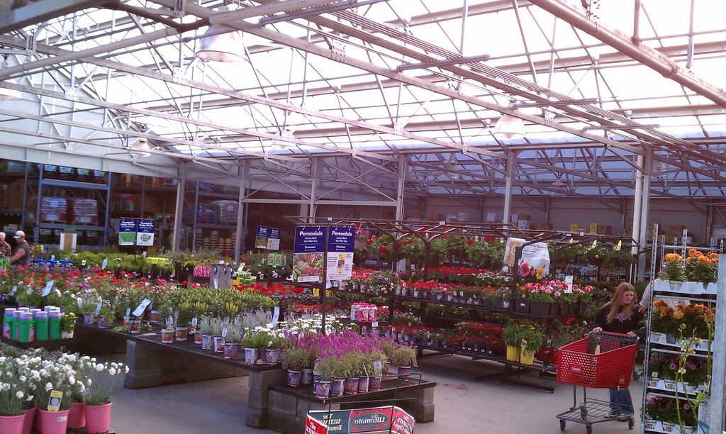 Garden Center Lowes Hours With Images Lowe S Garden Center