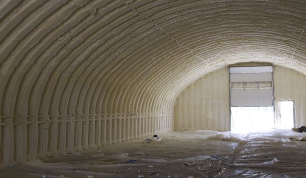 Quonset Hut Houses Western Spray Foam Llc Photos Cottage In 2019