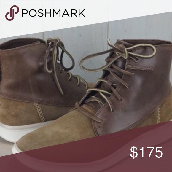 d339effd748 Men's Lamont Chestnut Chukka Boots Authentic ugg Full Grain Leather ...