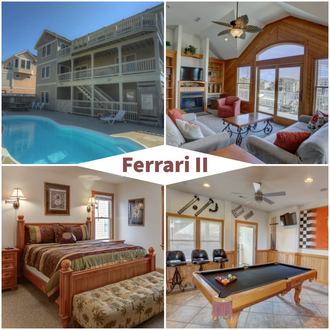 Book this oceanside vacation rental in Nags Head for your