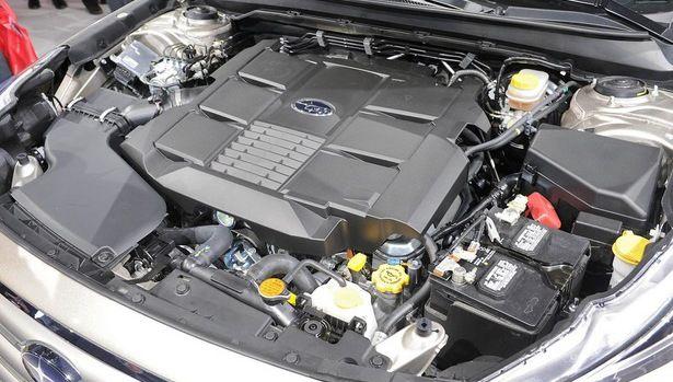 2018 Subaru Outback Engine