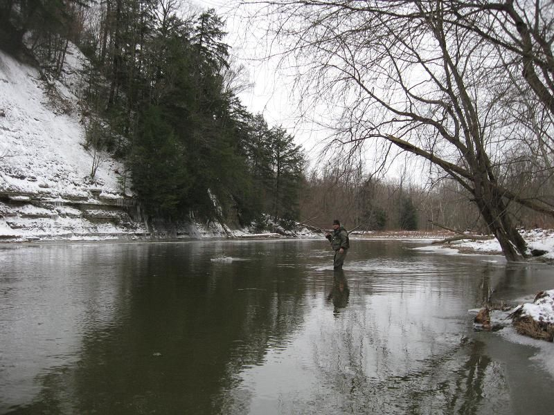 Upper Grand River Fishing Adventure River Lake