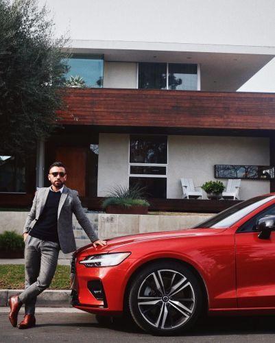 2020 S60 Luxury Sport Sedan