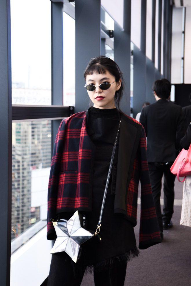 画像 2/6   ストリートスナップ渋谷 - 渋川 舞子さん