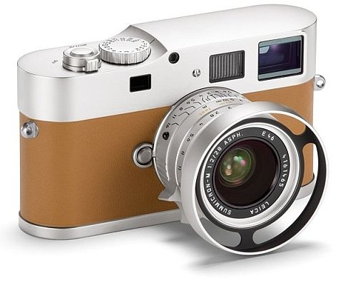 """Leica M9-P """"Hermes Edition"""". In case any Russian billionaires want to buy me  a birthday present."""