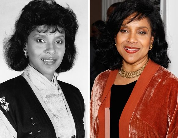 """""""The Cosby Show"""" Cast: Then & Now Phylicia Rashad (Clair Huxtable)"""