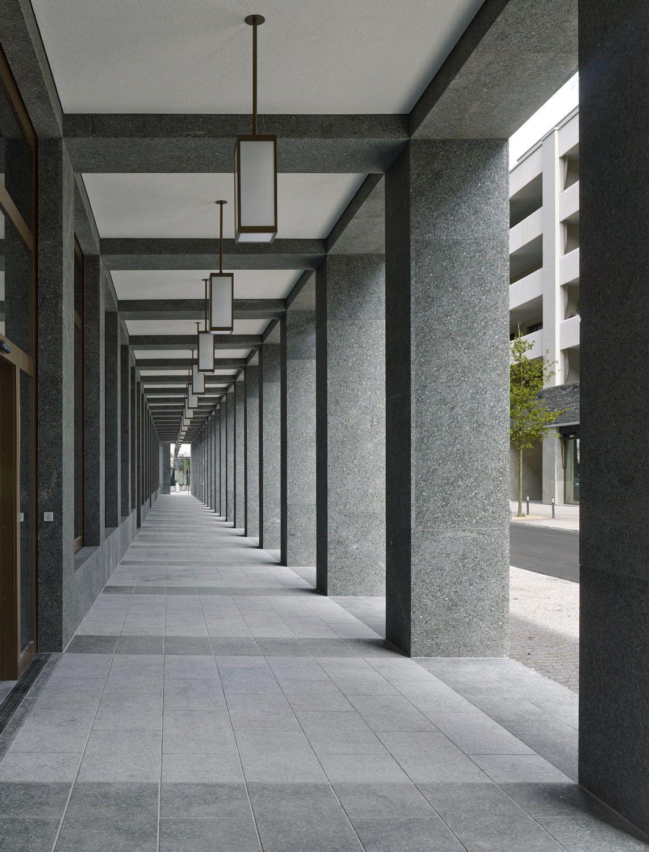 Richtiring b robau von dudler bei z rich er ffnet for Architektur design studium