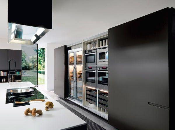 Assim, la nuova cucina moderna di Euromobil | CucinaIdea.com ...