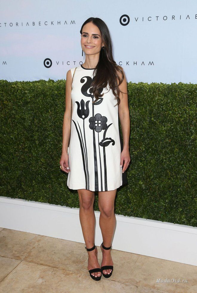 Знаменитости на ланче Victoria Beckham for Target 2019 картинки