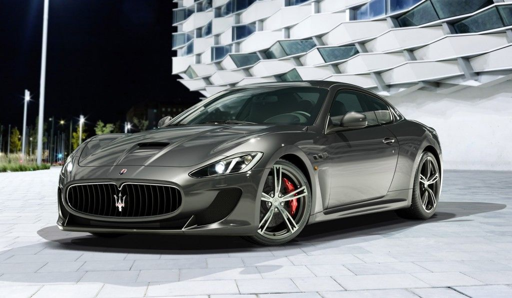 The 2014 Maserati GranTurismo is one of the top rated