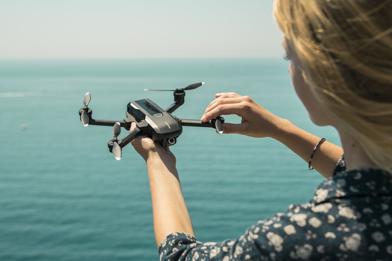 Yuneec S Latest Drone Comes With 4k Shooting Voice Controls And Face Detection Drone Photography Drone Technology Latest Drone