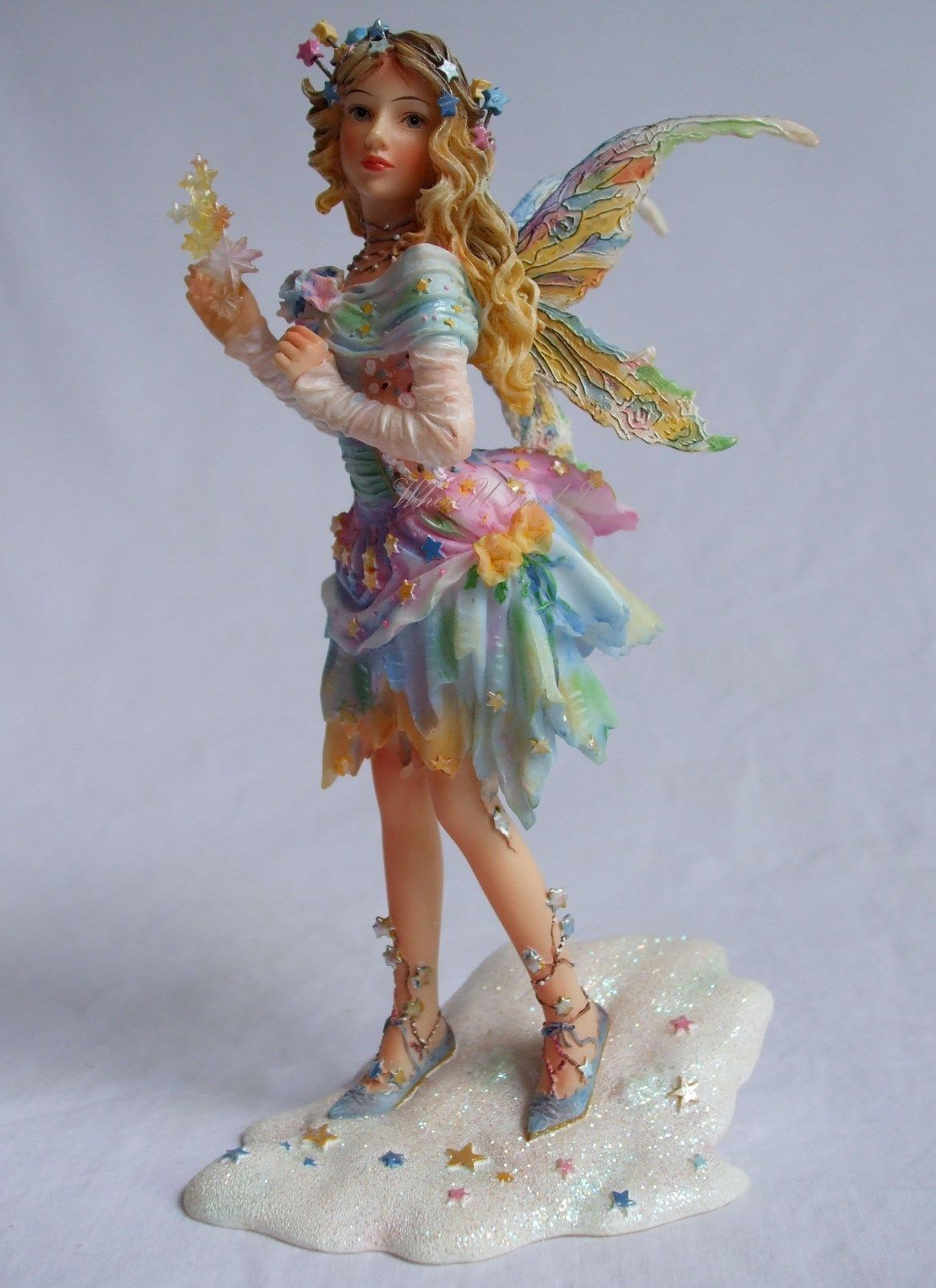 Faerie Statues Christine Haworth S Follow Your Dreams Limited Edition Fairy New