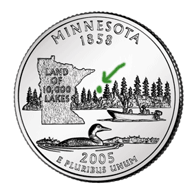 Some Info On Coins You May Have In Your Pocket That Make Them - Rare us state quarters