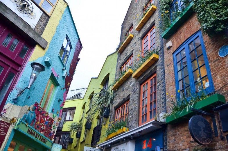 Geheimnisvoller Garten im Zentrum Londons