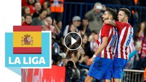 4:2-Sieg! Atlético Madrid knipst den FC Malaga weg: Die Highlights der Partie Atlético Madrid gegen FC Malaga. Kein Spiel und kein Tor…