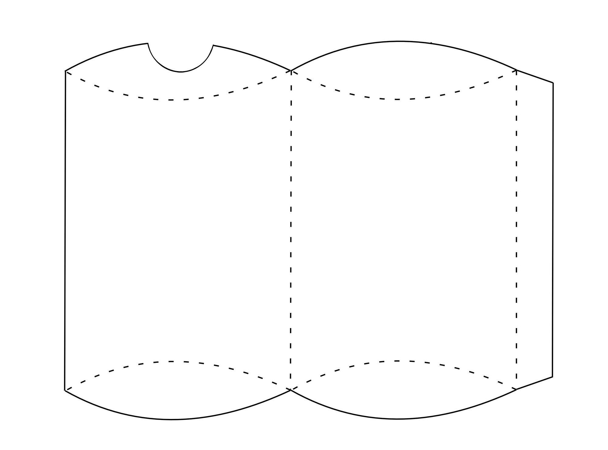 Como hacer una caja de almohada para regalo mybestplaces - Como hacer una caja ...
