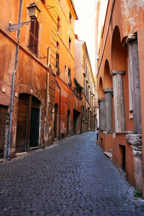 Calles de Roma