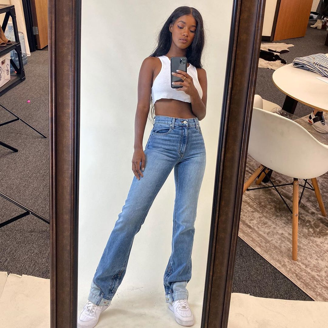 Revice Denim On Instagram Mirror Mirror On The Wall Revice Has The Best Fitting Jeans Of All Tha Fashion Inspo Outfits Urban Outfitters Clothes Fashion