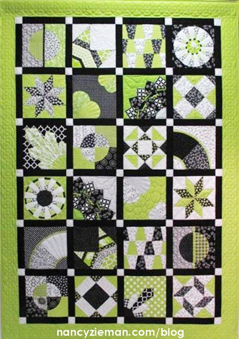 40 Adventure Quilt Finished Quilt Revealed Crafting Ideas Simple Block Of The Month Quilt Patterns