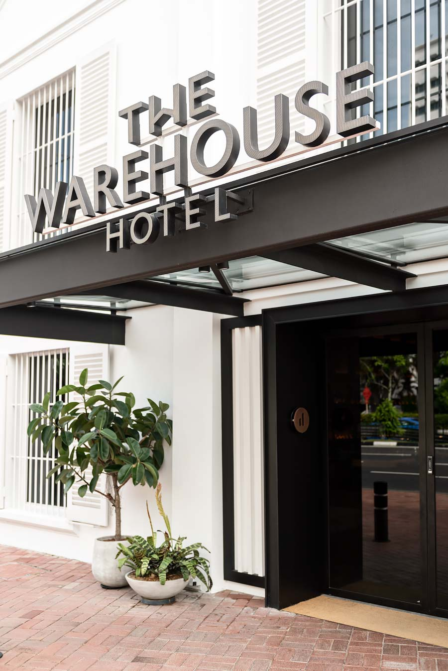 The Warehouse Hotel Review Industrial Chic in Singapore