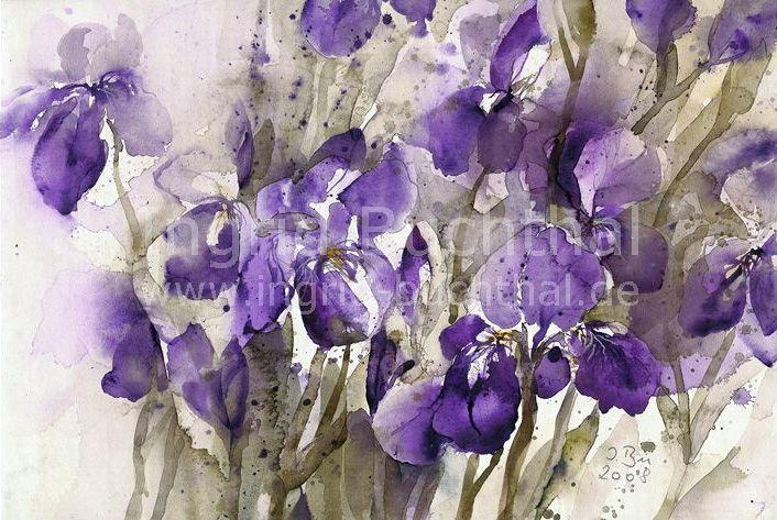 Ingrid Buchthal - Karten | Watercolor Artists I admire ...