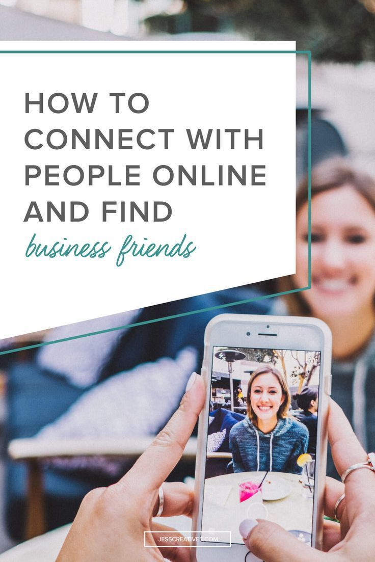 How to Connect with People Online and Find Business