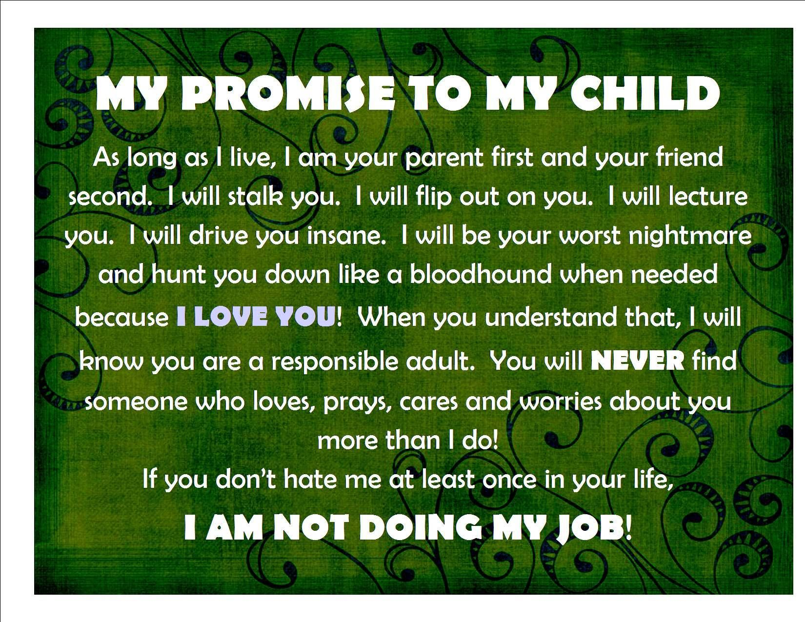 Daughter Quotes For Facebook: I Love My Daughter!