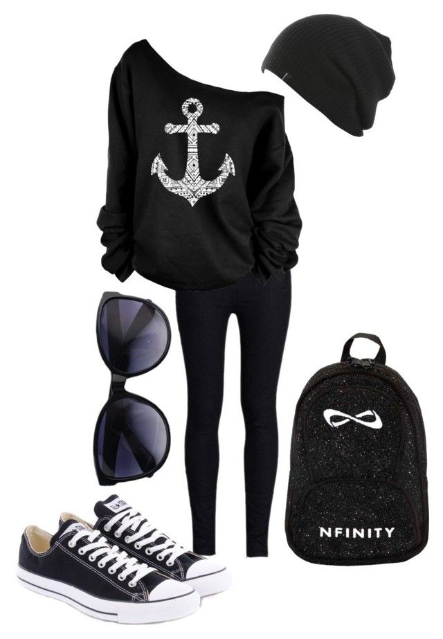 """""""Untitled #49"""" by lovely-5sos ❤ liked on Polyvore featuring Rodarte and Converse"""