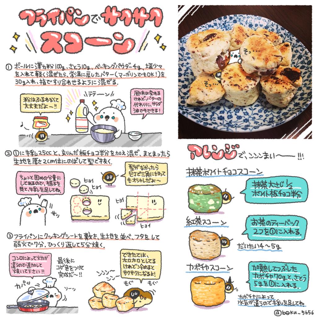 ぼく y On 料理 レシピ レシピ スイーツ簡単レシピ