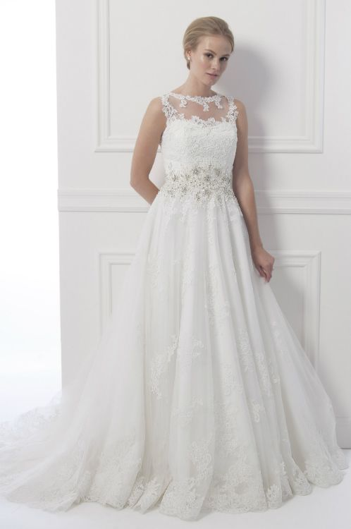 Alfred Sung Bridal Style 6931