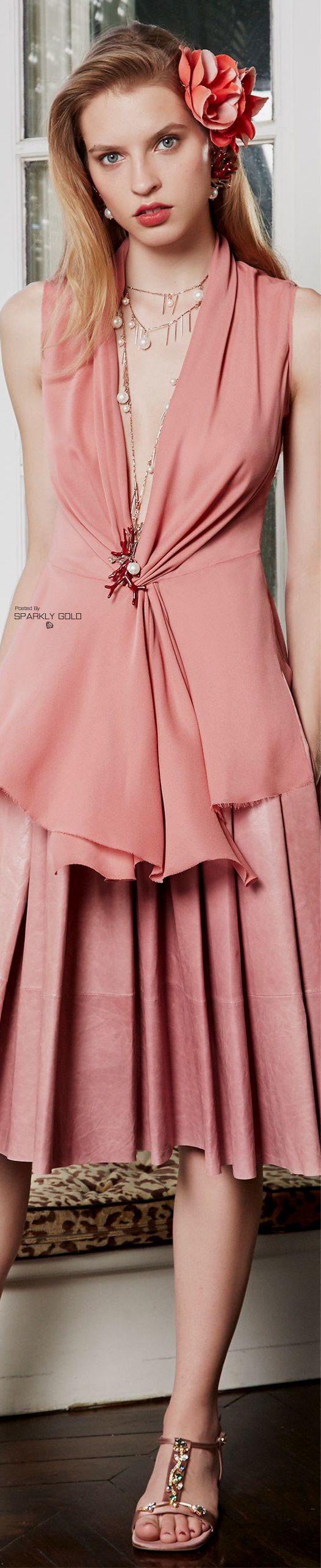 Paule K Resort 2018 | ❥❥❥ Trends ❥ 2018 | Pinterest | Vestidos ...