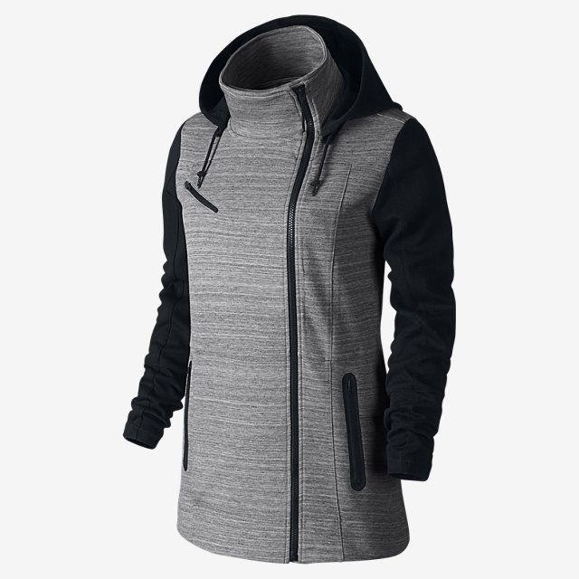 Hurley Phantom Winchester Fleece Women's Hoodie. Nike Store