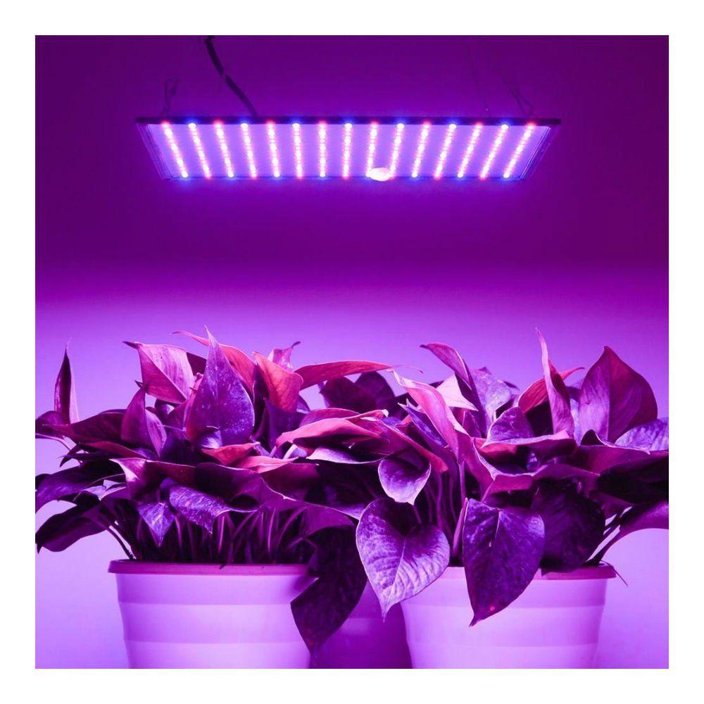 225 Led Hydroponic Ultrathin Grow Light Panel Indoor 400 x 300