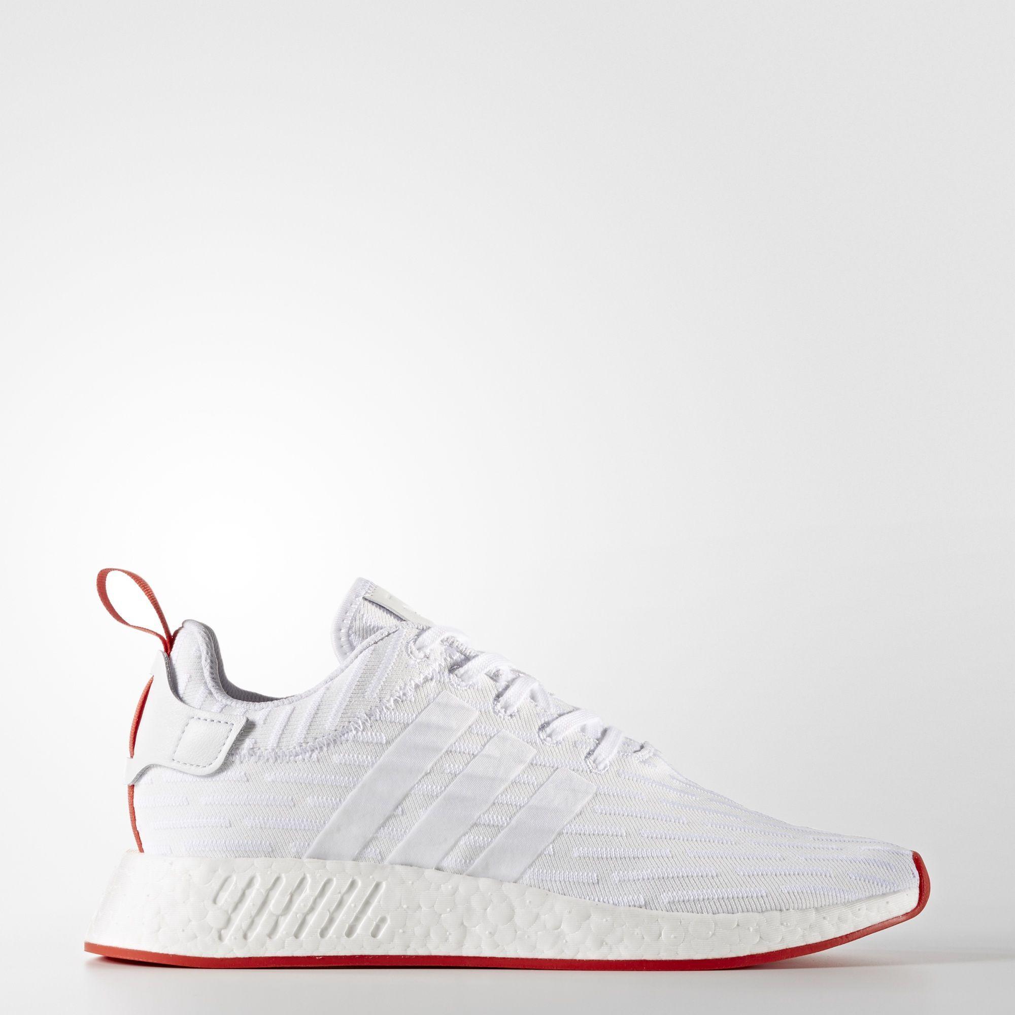 chaussure en toile adidas nmd primeknit shoes